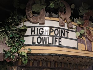 The Highpoint Lowlife Radio Show Episode # 190
