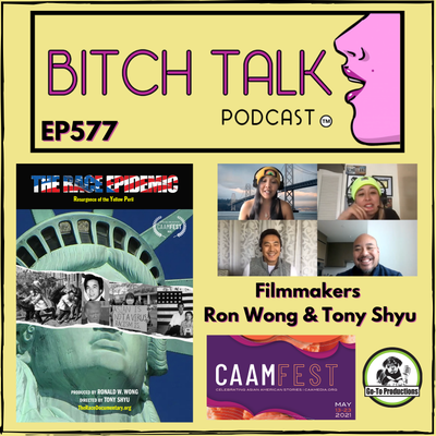 CAAMFest 21 - The Race Epidemic with Filmmakers Tony Shyu & Ron Wong