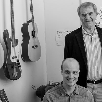 Blue Bear School of Music's Steven Savage and Tennessee Mowrey, Part 1