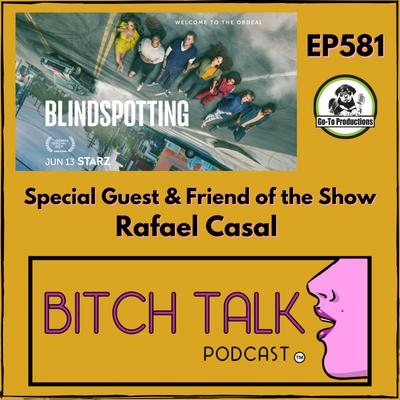 Blindspotting T.V. Series Co-Creator & Actor Rafael Casal