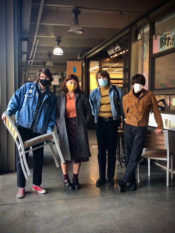 The Umbrellas band