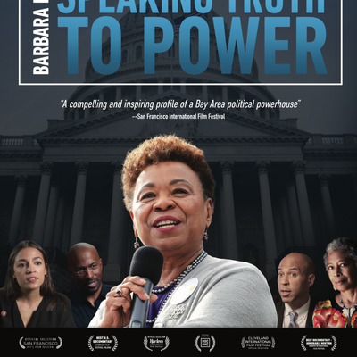 Barbara Lee: Speaking Truth To Power Director Abby Ginzberg