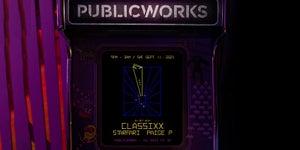Classixx (Dj Set) @ Public Works
