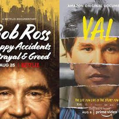 Val & Bob Ross