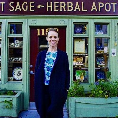 7/17/2018: Laura Ash of Scarlet Sage