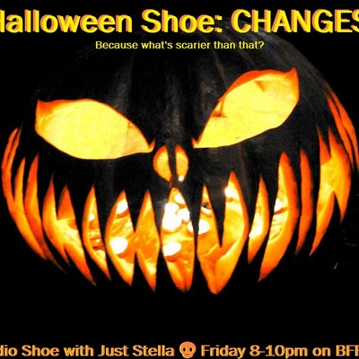 Halloween Shoe: Changes (because what's scarier than that)