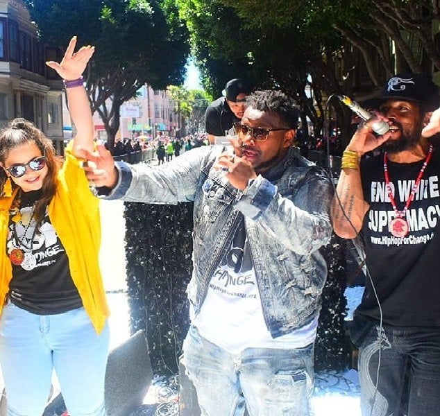 Bay Area Hip Hop meets Grassroots Activism