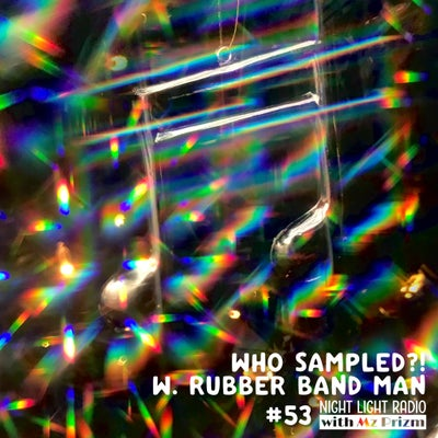 WHO SAMPLED? w. Rubberband Man | Zapp, Stevie Wonder, Bootsy Collins, The Clash