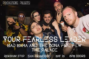 WIN: your Fearless Leader @ Rickshaw Stop