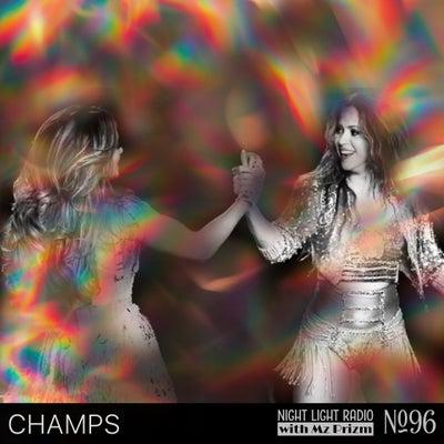 CHAMPS | Neon Indian, Rihanna, Jennifer Lopez, Shakira