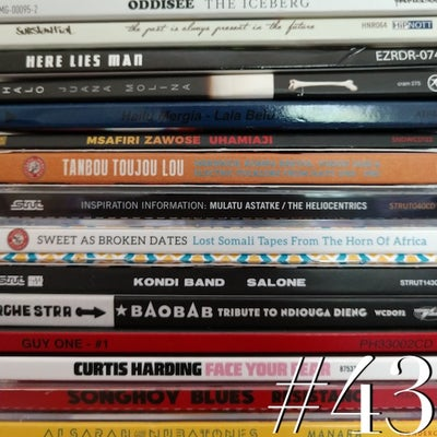 BwGN AM Mixtape #43 – The one where I'm super unprepared (and so was BFF.fm's Studio A)