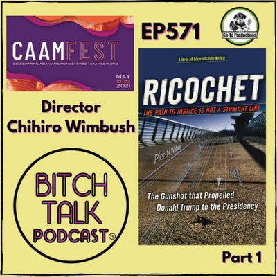 SF CAAMFest 2021 - Ricochet Director Chihiro Wimbush