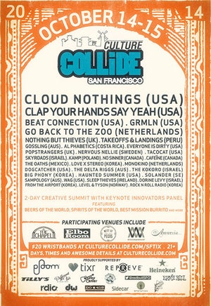ICYMI: Culture Collide's Creative Summit