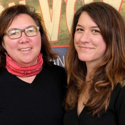 Libby Truesdell and Brenda Buenviaje, Part 2