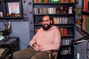 Meet the BFF.fm DJs: Ashraf El Gamal