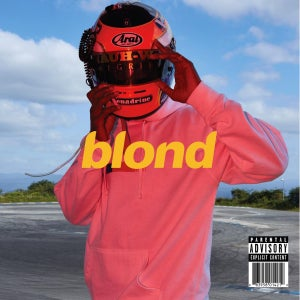 Heavy Rotation: Blonde by Frank Ocean