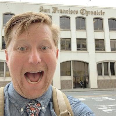 Grant Marek; Golden {SF Gate} Bear!