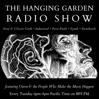 The Hanging Garden Radio Show w/ The Palace Of Tears & DJ Refugium (Eugene) 4/6/21