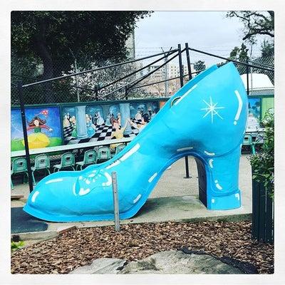 PR180 - Hella Big Shoe