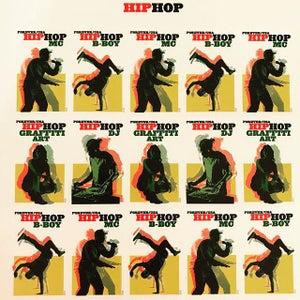 PR155 - Hip Hop Stamps
