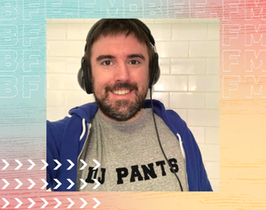 BFF.fm Impact Stories: DJ Pants