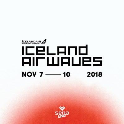 Nov. 10, 2018: Iceland Airwaves Preview on 'Mai + Charlie' (rebroadcast)
