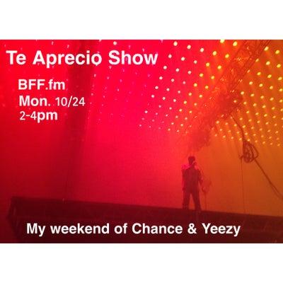 Te Aprecio: Chance y Kanye