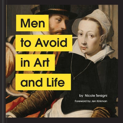 "Comedian Nicole Tersigni Author of ""Men to Avoid in Art and Life"""