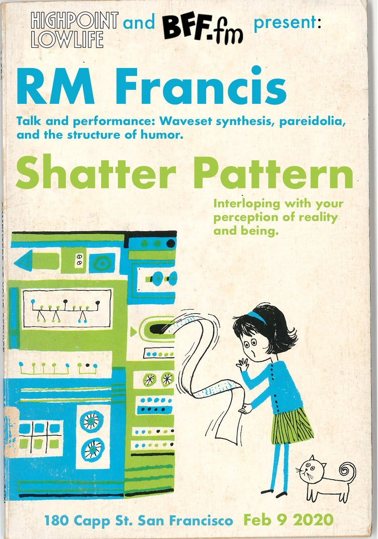 RM Francis and Shatter Pattern