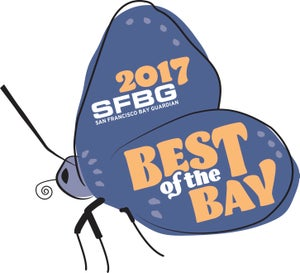 BFF.fm Voted Best of the Bay 2017!