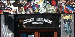 LUCKY RECORDS Iceland Airwaves Off-Venue Archive