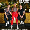 Preview: Escort with Planet Booty at Rickshaw Stop 04.25
