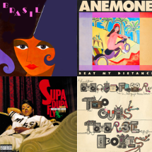 | Welcome to the Rub with Joao Gilberto, Anemone, Missy Elliot, and Hardfloor