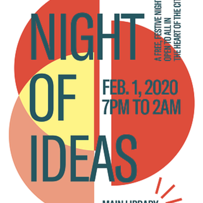 Night of Ideas!
