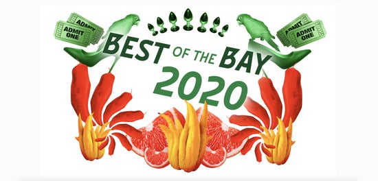You Voted BFF.fm Best of the Bay!