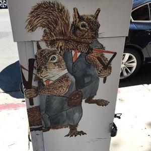 PR158 - Squirrels, Suits, Slingshots