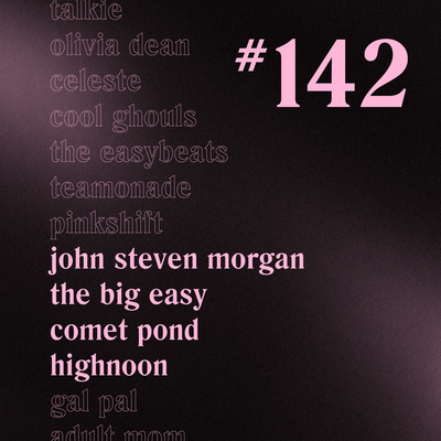 Casually Crying - Episode 142 - John Steven Morgan, The Big Easy, Comet Pond, Highnoon