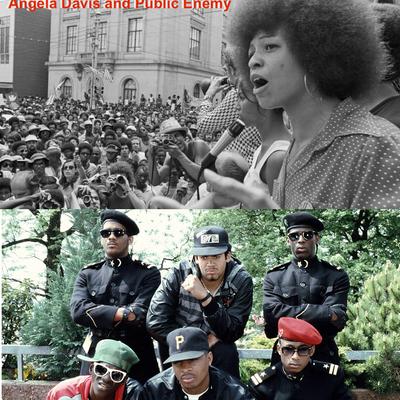 Black Panthers: Angela David + Public Enemy