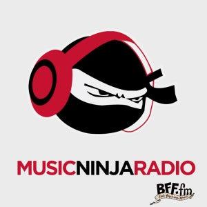 Music Ninja Radio #195: No Words Aloud (Deep Sea / Outer Space Edition)
