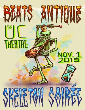 WIN: Beats Antique @ The UC Theatre