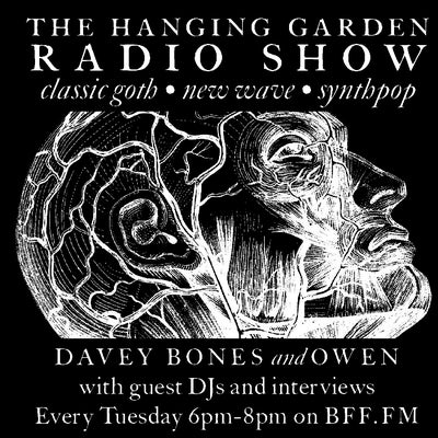 The Hanging Garden Radio Show w/ Bestial Mouths & DJ 16 Bit (Miami) 9/1/20