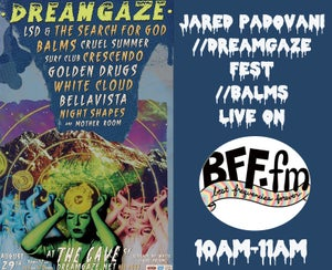 Dreamgaze Fest Organizer Jared Padovani on Fractal Chambers with Crimewave