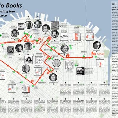Bikes to Books -> Radio to Coffee