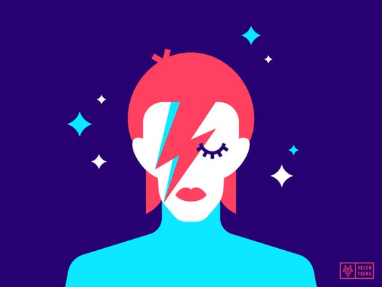 Forever 69: BFF.fm Pays Tribute to Bowie