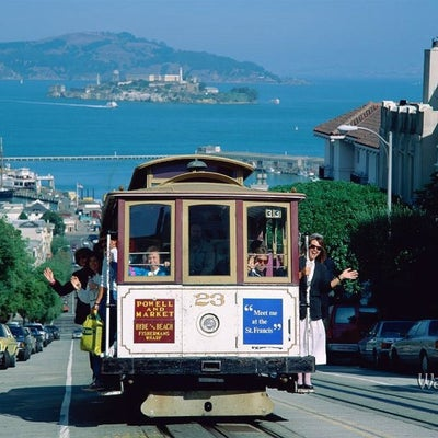 Cable Cars!