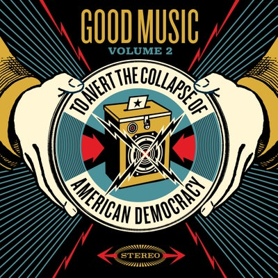 CH050: Good Music to Avert The Collapse Of American Democracy 🇺🇸