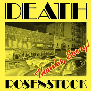 Rude Awakening 080: Featured Album- Death Rosenstock