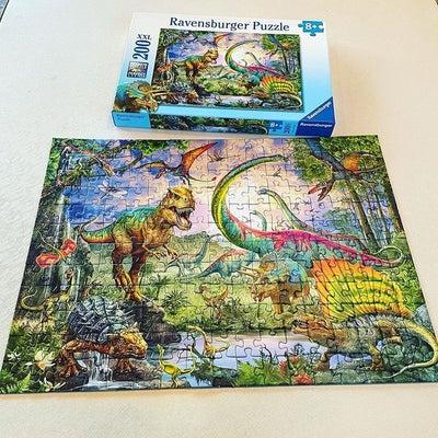 PR176 - Dino Puzzle