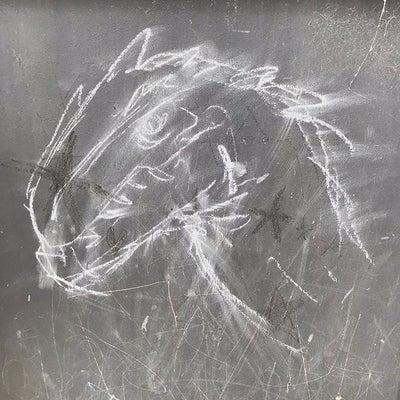 PR108 - Chalk Dragon