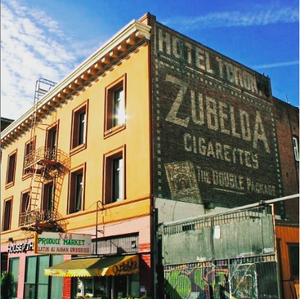 Ghost Signs!